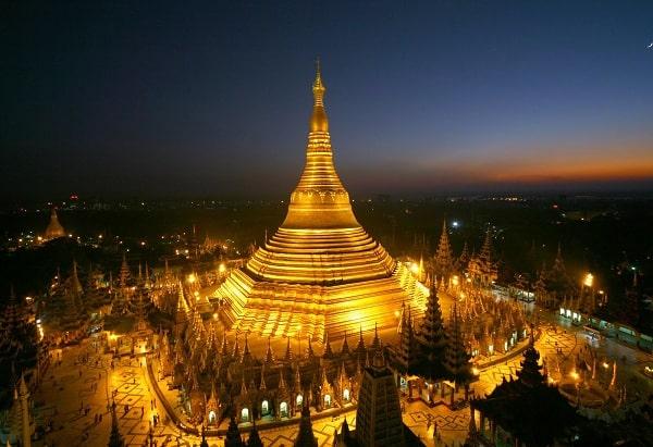 Shwe Dagon – Yangon-min